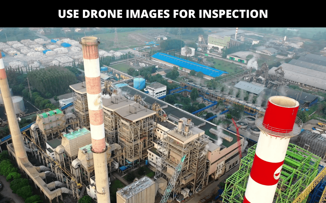 Why you should not use videos for drone inspections